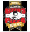 Rizzo's Fine Pizza Logo